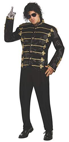 Rubie's 3 889770 XL - Michael Jackson Deluxe Military Jacket, Größe XL