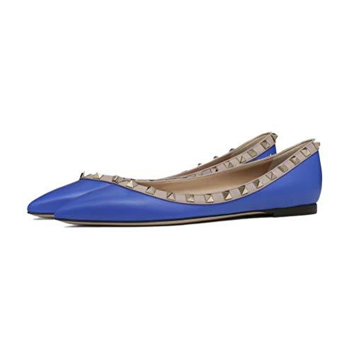 Caitlin pan donna scarpe piatte in pelle classiche slip on memory mocassini donna mocassini ammortizzati