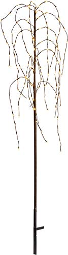 Best Season 860-16 LED-Weeping Willow, 150 cm, outdoor, mit Trafo