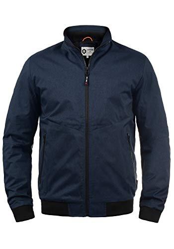 JACK & JONES Core Julian Herren Übergangsjacke Herrenjacke Jacke gefüttert mit Stehkragen, Größe:L, Farbe:Sky Captain
