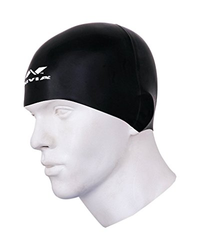 Nivia Swimming Cap  available at amazon for Rs.190