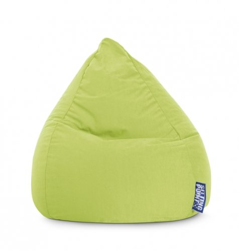 SITTING POINT only by MAGMA Sitzsack Easy L ca. 120 Liter grün (bis ca. 7 Jahre)