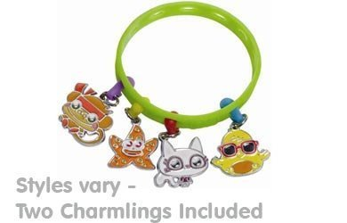Image of Moshi Monsters - Bracelet With Two Charmlings