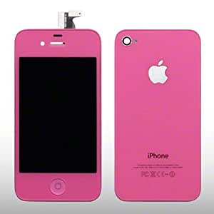 Cellapod - Kit De Conversion De Couleur Pour iPhone 4 - Rose Pale