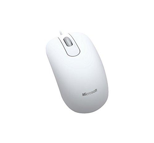 Microsoft Optical Mouse 200 - Ratón, (USB, Con cables, Óptico, 1000 DPI)