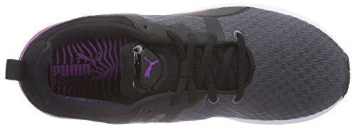 Puma Pulse XT Core Wns, Donna Scarpe fitness Periscope/Black/White/Purple Cactus Flower