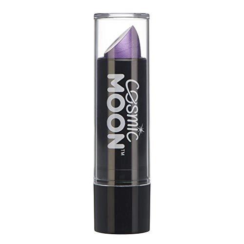 Cosmic Moon - Metallic-Lippenstift - 5g - Für faszinierende Metallic-Lippen! - Violett -