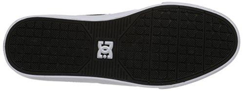 DC Shoes  Nyjah Vulc M Shoe Bl0, Sneakers basses homme Noir (Black)