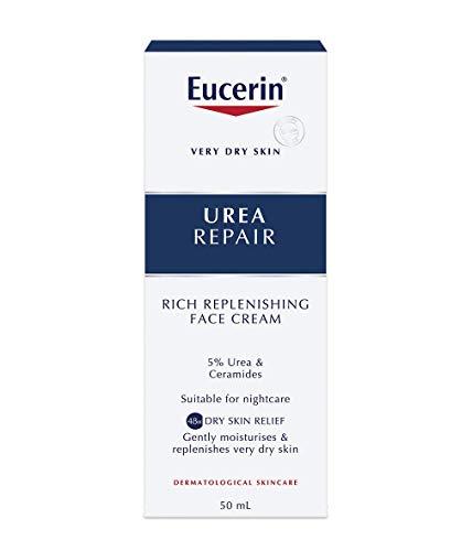 EucerinLa Reposición De La Piel Seca La Cara Crema