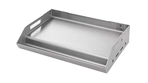 Pla.net Plancha Grill en INOX 60x40 cm