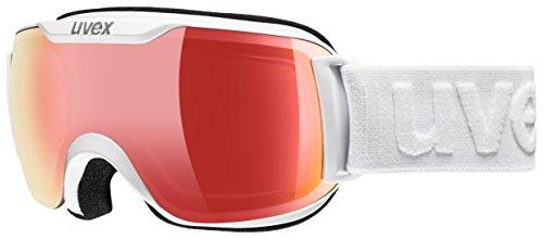 Uvex Downhill 2000 VLM Skibrille, white, One size