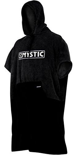 2018 Mystic Poncho Regular BLACK / GREY 180031