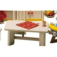 Rlke Holzspielzeug 22598 - Tavolo da soggiorno Filius