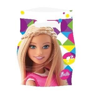 Bolsas de plástico Barbie con diseño brillante, de Amscan International (999935)
