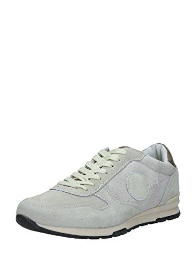 Choizz Exclusive - Zapatos de cordones de Piel para hombre Azul target_attribute_value, color Azul, talla 44 EU