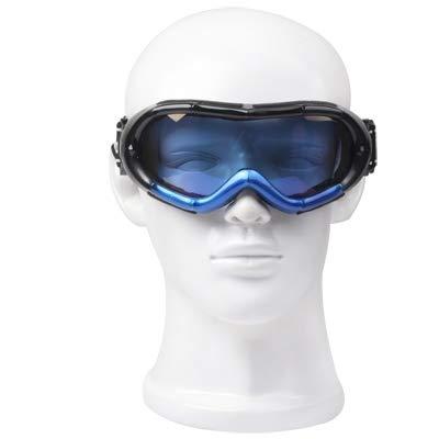 Yiph-Sunglass Sonnenbrillen Mode Blaue Brille/Snowboardbrille mit Riemenleine