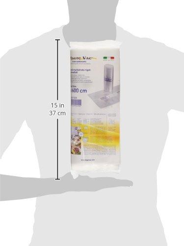 comprare on line Magic vac ACO1025 2 Rotoli con Banda, 30 cm, 6 mt prezzo