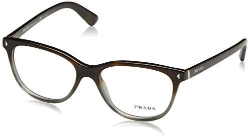 Prada Damen 14RVFRAME_TKT1O1 (52 mm) Brillengestelle, GRADIENT GREY HAVANA, 52
