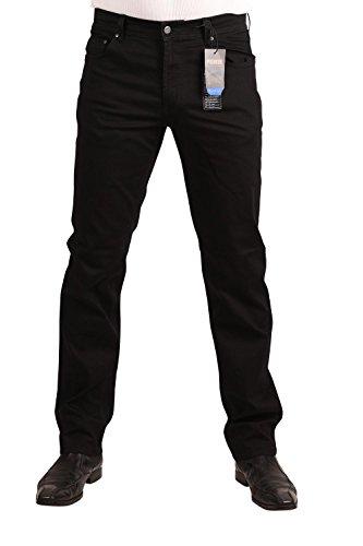 Preisvergleich Produktbild PIONEER Megaflex Jeans RANDO 1680-9472-11 Schwarz: Weite: W42 / Länge: L32