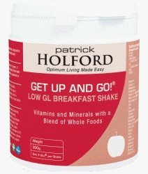 Patrick Holford Get Up & Go 300g