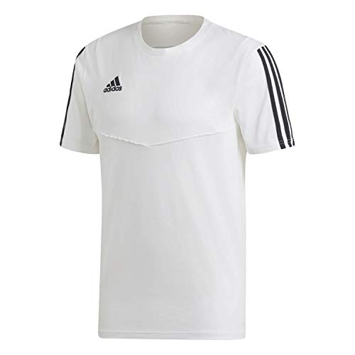 adidas Herren TIRO19 T-Shirt White/Black S