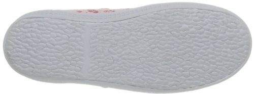 Start Rite Posy, Baskets mode fille Rose (Pink Floral Canvas)