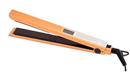 KDLD Haarglätter ®Haar-Strecker Keramik-Richtmaschine LCD Touch Anti Frizz Haar Styler Instant erhitzen Keramik Straight Haarglätter Gerade Haar Curly Hair Dual Use - Salon-haarstrecker