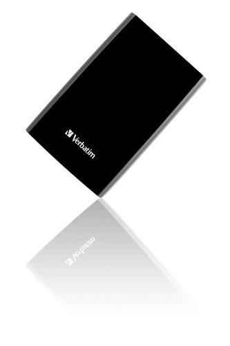 Verbatim Store 'n' Go 750GB externe Festplatte (6,4 cm (2,5 Zoll), 5400 rpm, 8MB Cache, USB 3.0) schwarz