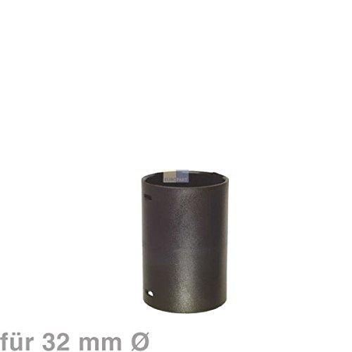 Miele Schlauchverbinder für Staubsaugerschläuche 32mmØ 3565760