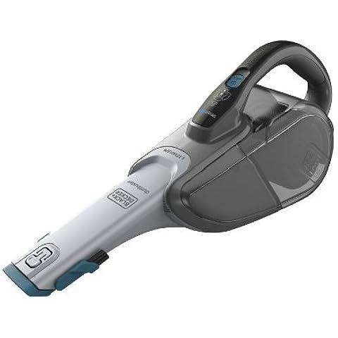 BLACK & DECKER Aspirabriciole DVJ325BF Potenza 27W Tecnologia Al Litio