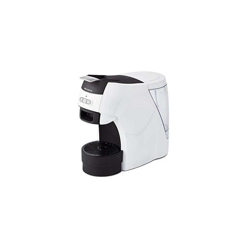 Ariete Macchina Per Il caffè espresso per cialde ESE 1301, 1100W, Bianco