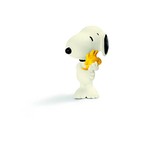 Schleich 22005 - Snoopy mit Woodstock, Spielzeugfiguren (2014 Snoopy)