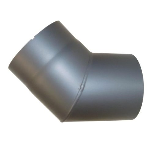 Kamino - Flam – Codo para chimenea de leña y estufa de...