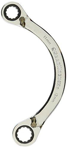 Preisvergleich Produktbild GearWrench 985211mm x 13mm Halfmoon Double Box Ratschenschlüssel