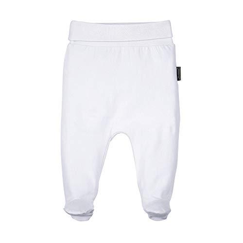 Sterntaler Romper Pants Polaina, Blanco (Weiss), 3-6 Meses (Talla del Fabricante: 68)...