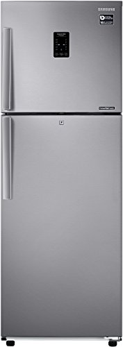 Samsung 272 L 3 Star Frost-free Double Door Refrigerator (RT30K3983SL, Easy Clean...