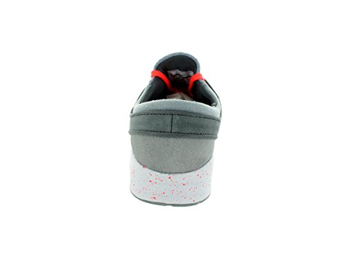 Nike Stefan Janoski Max Leather Sneakers wolf grey / white / cool grey / gris Taille wolf grey white cl grey ht lv