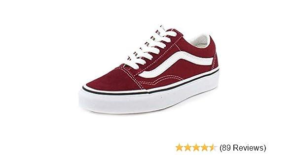 b62d93997369 Vans Old Skool, Unisex Adults' Low-Top Trainers: Amazon.co.uk: Shoes & Bags