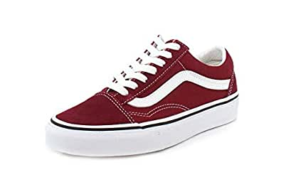 48c9588e8c9 Image Unavailable. Image not available for. Colour  Vans Men Sneakers UA Old  Skool red 36
