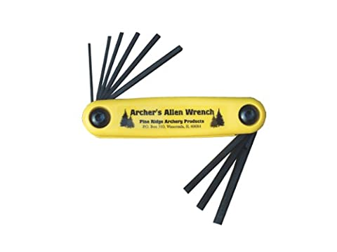 Pine Ridge Archery Prod Archers Xl Allen Wrench Set