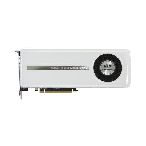 Sapphire ATI HD7950 MAC Edition Grafikkarte (PCI-e, 3GB GDDR5 Speicher, DVI, HDMI, 2x Mini DisplayPort, 1 GPU)