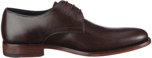 Daniel Hechter Praga 0498, Chaussures à lacets homme Marron/espresso