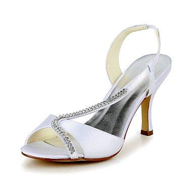 RTRY Donna Primavera / Estate Tacchi / Raso Raso Elasticizzato Wedding Stiletto Heel US9.5-10 / EU41 / UK7.5-8 / CN42