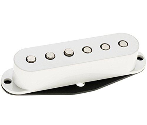 Zubehör Gitarren DIMARZIO Micro dp423-w The Injector Steg einfach bobinages weiß Einfache/Single Coils - Einfach Singles