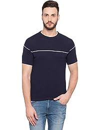 Globus Flat Knit Round Neck T-Shirt