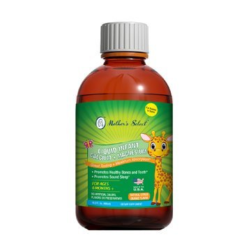 mothers-select-infant-liquid-calcium-and-magnesium-highly-absorbable-natural-citrus-orange-flavor-ki