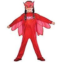 Generique - - Déguisement Bibou Pyjamasques Enfant