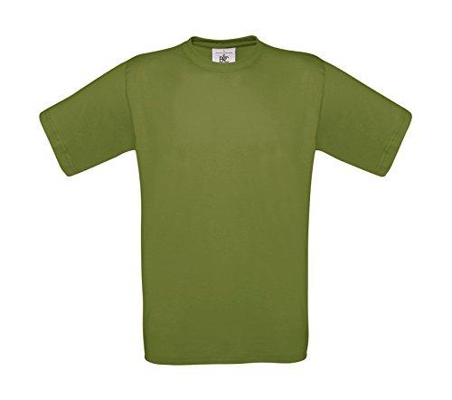 T-Shirt 'Exact 190' Green Moss