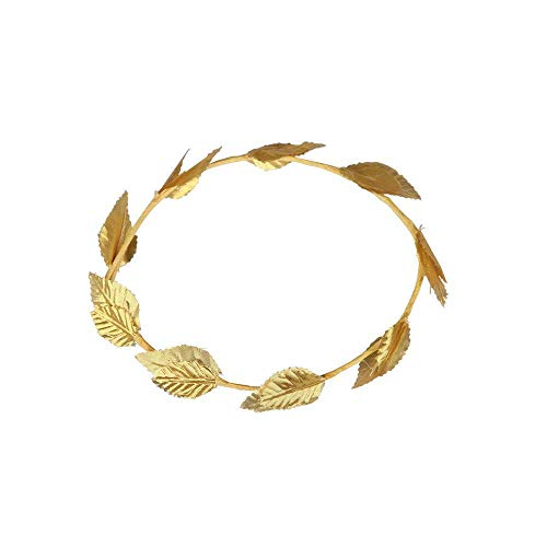 Kostüm Up Dressing Roman - Greek Roman Headband for Historical fancy dress Accessory