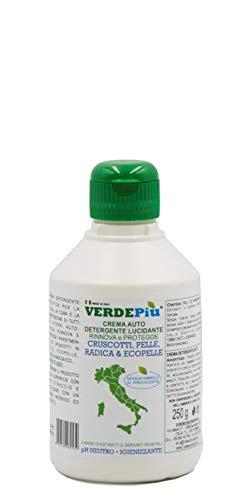 Preisvergleich Produktbild VERDEPIU Selbstreinigungs-Creme für Autos,  Renovierungsmittel und schützt Kohlenstoffe,  FANALI FASCHEN UND SCHREIBEN - 250 gr